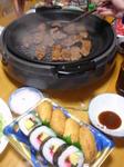 我が家で焼き肉屋さん (2).JPG